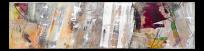 Blanc 4 [200 x 50cm] © Prosper Jerominus, 2013