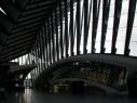 No title. TGV Train station St Exupery Lyon, France Santiago Calatrava © Jerominus 2012