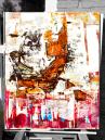 Orange sans vert [80 x 100cm] © Prosper Jerominus, 2014
