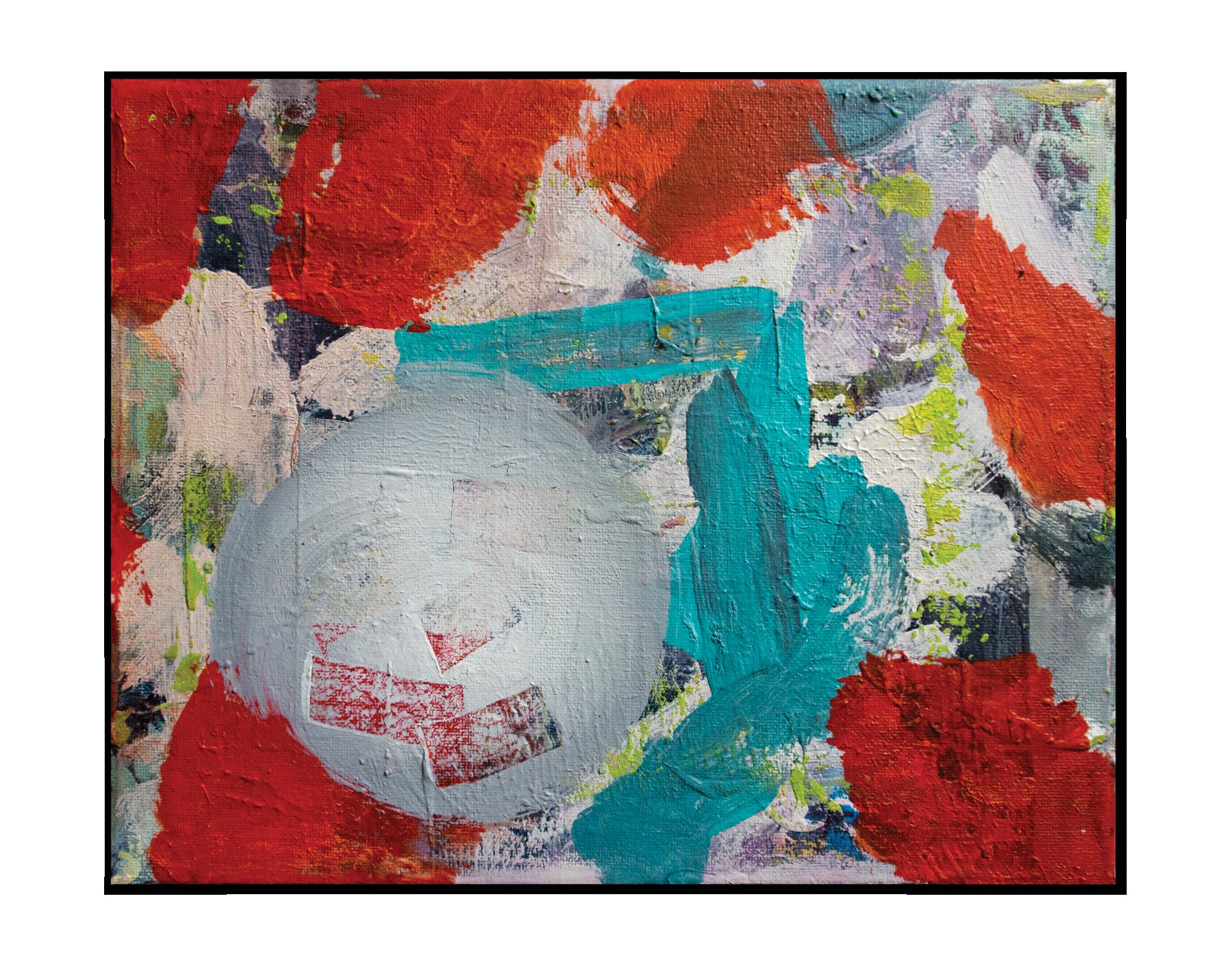 Points rouges © Prosper Jerominus, 2015